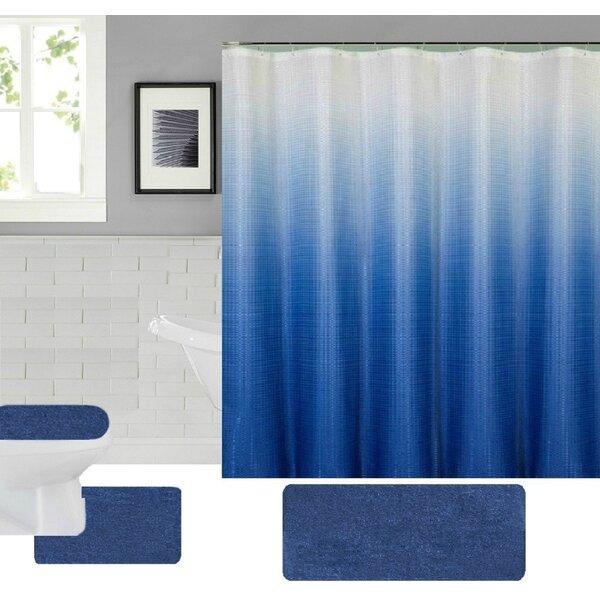 Spring Shower Curtain Set by Daniels Bath