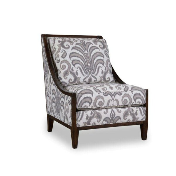 Zephyr Slipper Chair by Darby Home Co