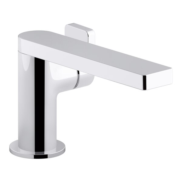 Composed Single-Handle Bathroom Faucet with Drain Assembly by Kohler