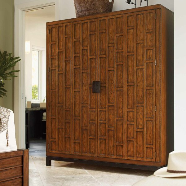 Ocean Club Samoa TV-Armoire by Tommy Bahama Home