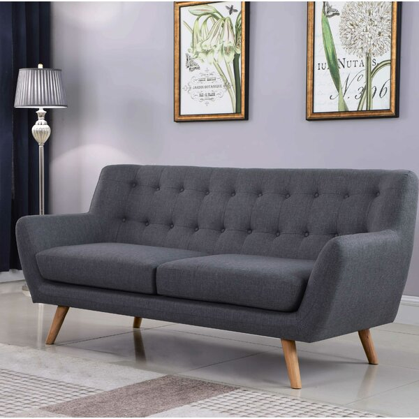 Browse Our Full Selection Of Zaragoza Mid-Century Sofa by George Oliver by George Oliver