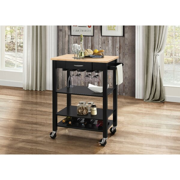 Stringfellow Kitchen Cart by Ebern Designs