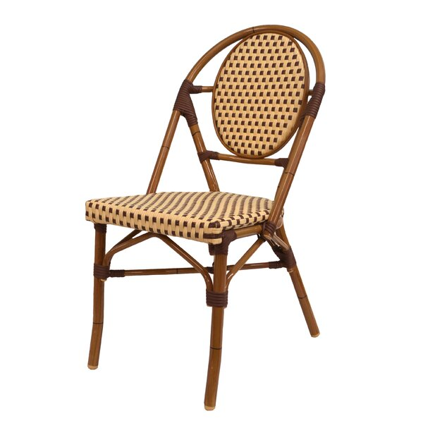 Paris Café Patio Dining Chair by Feruci