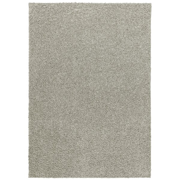 Vanessa Hand-Tufted Grey Area Rug by Threadbind