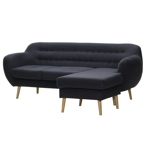 Haider Sectional by George Oliver