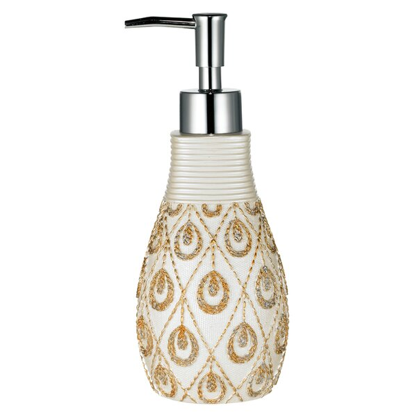 Emeraude Lotion Dispenser by Bungalow Rose