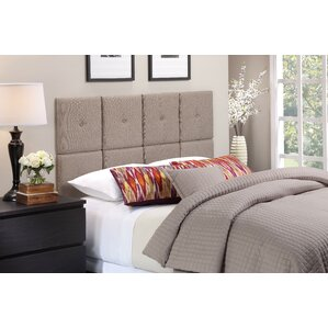 Tessa Upholstered Headboard in Taupe by Foremost
