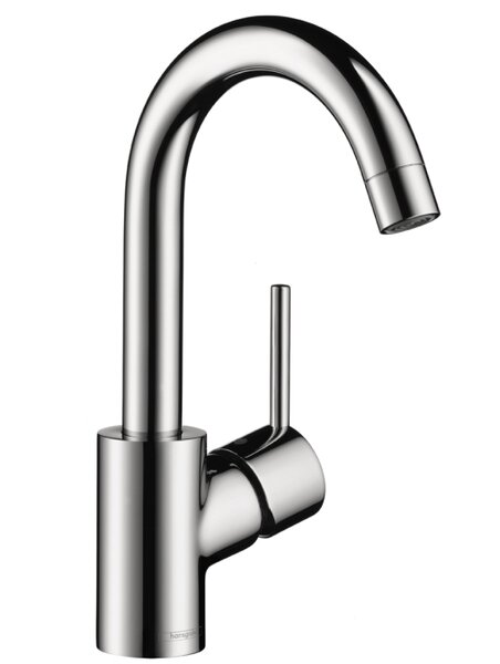 Talis S Single Hole Standard Bathroom Faucet by Hansgrohe