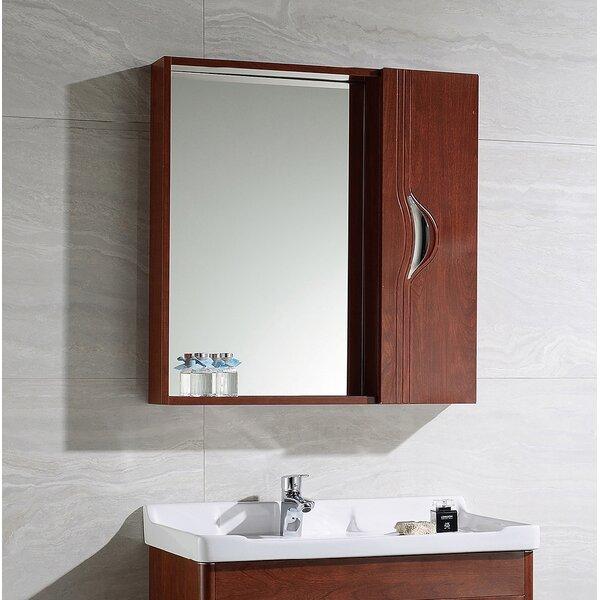 Donatello 31.5 x 30.7 Surface Mount Frameless Medicine Cabinet