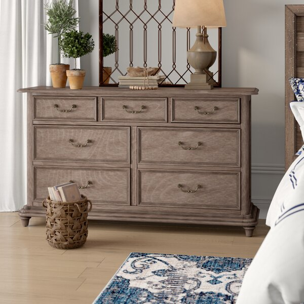 Calila 7 Drawer Dresser by Foundry Select