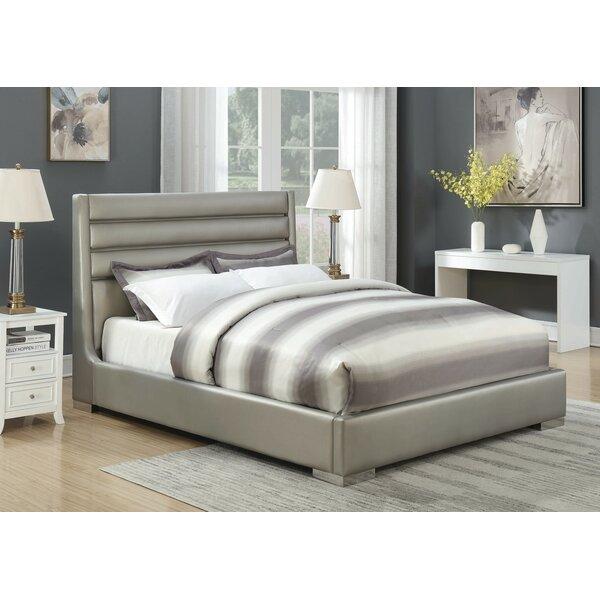Alexei Upholstered Standard Bed by Orren Ellis