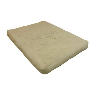 Low priced Euro Coil 10 Cotton Futon Mattress By Gold Bond