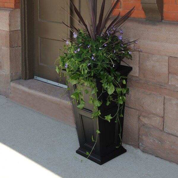 Fairfield Plastic Pot Planter by Mayne Inc.