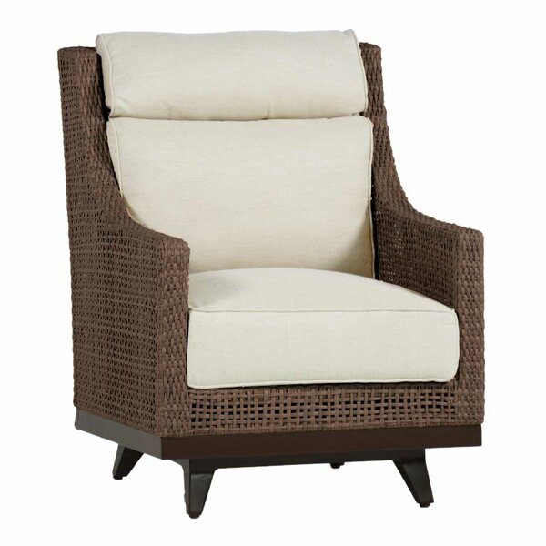 Peninsula Patio Chair with Cushions by Summer Classics