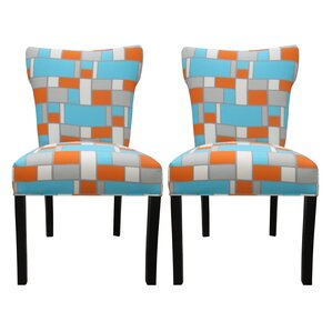 bella side chairs set of 2