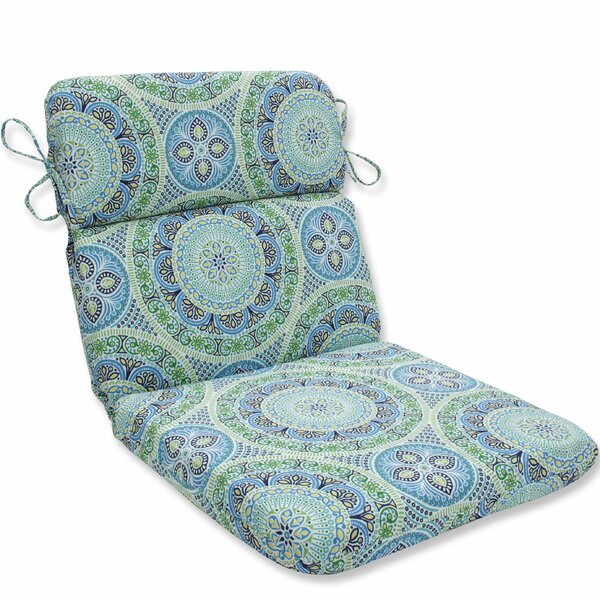 Delancey Jubilee Rounded Dining Chair Cushion by Pillow Perfect