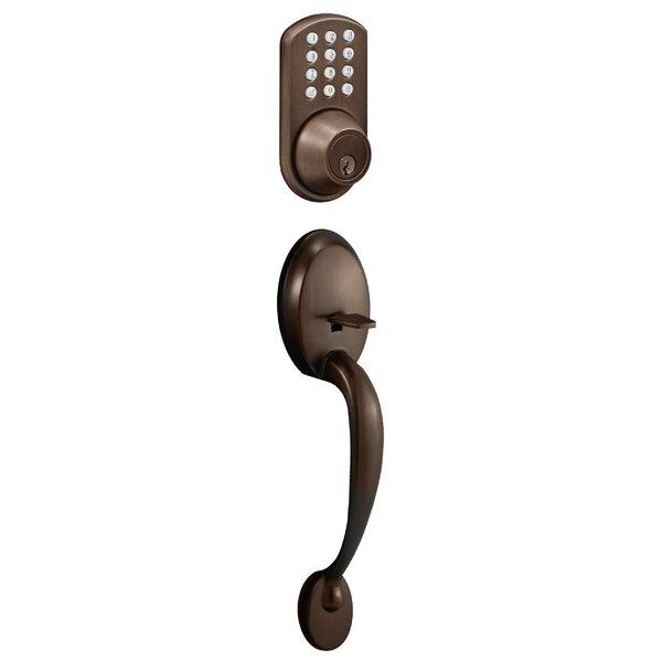 H-Series Keyless Electronic Single Handleset  Entr
