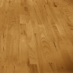 4 Solid Hickory Hardwood Flooring in Smokey Topaz by Bruce Flooring