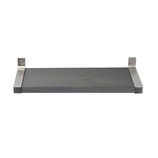 Hawkesbury Common Modern Wall Shelf by Williston Forge