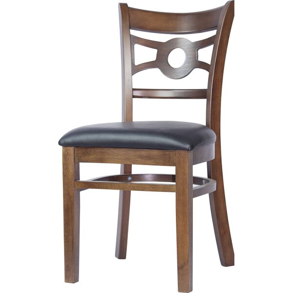 Upholstered Dining Chair (Set of 2) by MKLD Furniture