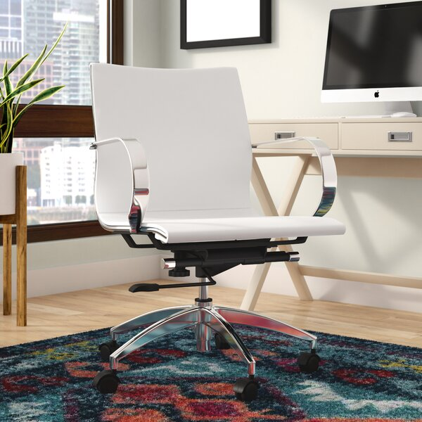 Stan Mid-Back Desk Chair by Wade Logan