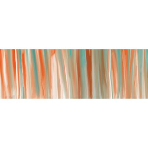 'Beach Gloss' Painting Print on Wrapped Canvas by East Urban Home