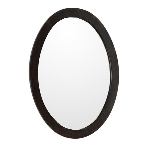 Oval Framed Bathroom/Vanity Wall Mirror