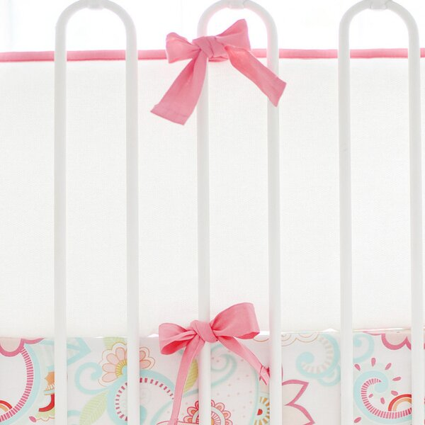 Crib Bumper by My Baby Sam