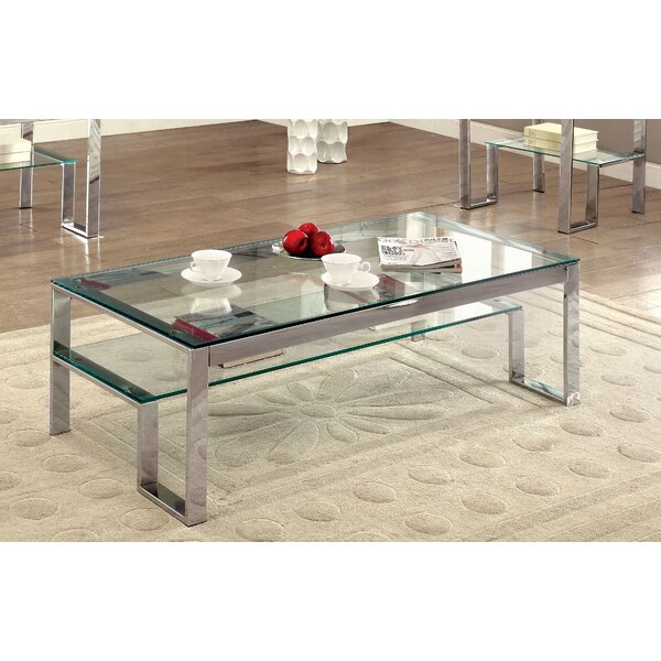 Mcnelly 2 Piece Coffee Table Set by Wade Logan