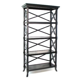 Affordable Baron Etagere Bookcase by Wayborn
