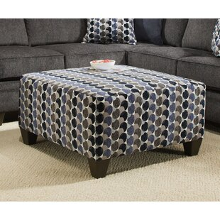 Great Price Degory Cocktail Ottoman by Alcott Hill