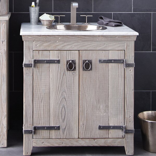 Americana 31 Driftwood Vanity Set by Native Trails, Inc.