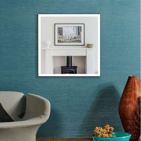 Whitworth Metal Framed Accent Mirror by Latitude Run