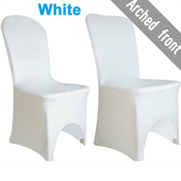 Elastic Polyester Spandex Dining Chair Slipcover by Rebrilliant
