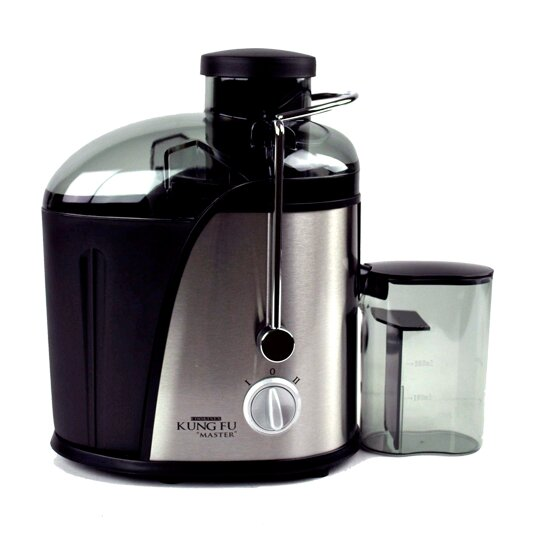 Kung Fu Master Electric Juicer by Cookinex