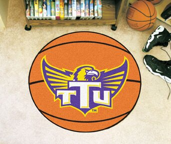 NCAA Tennessee Technological University Basketball Mat by FANMATS