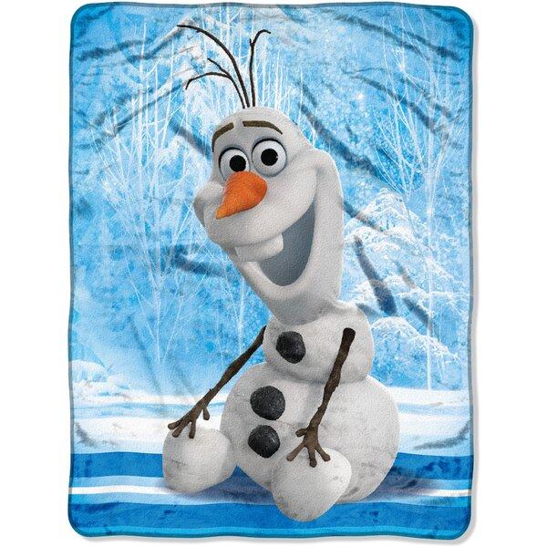 Frozen Chills and Thrills Throw by Northwest Co.