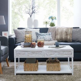 Price comparison Erickson Coffee Table with Storage By Rosecliff Heights