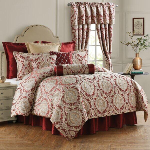 Piersten Reversible Comforter Set