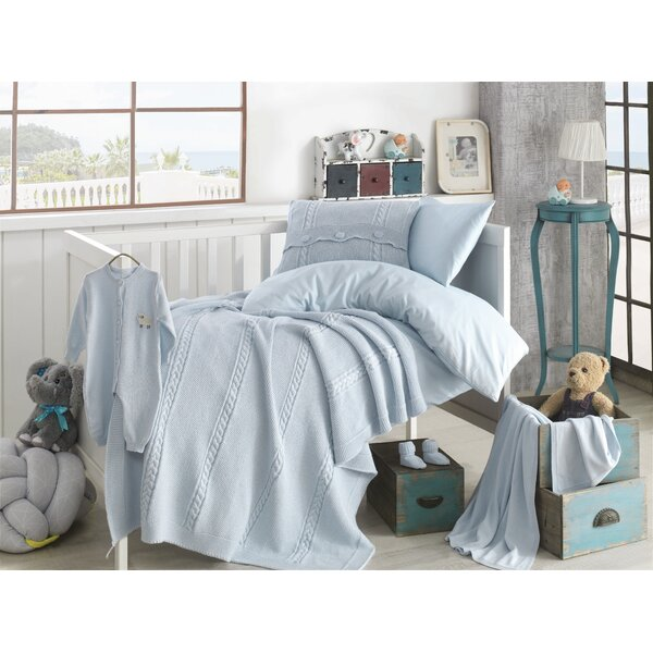 Kathaleen 6 Piece Crib Bedding Set by Harriet Bee
