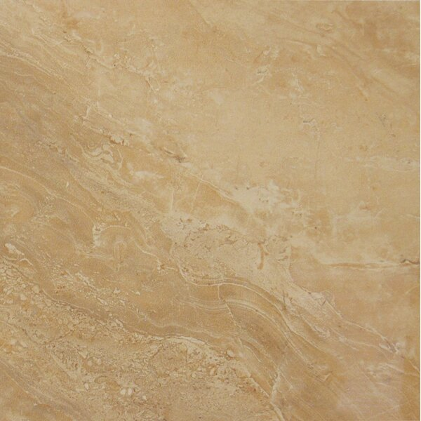 Pietra Royal 18 x 18 Porcelain Field Tile in Glazed by MSI
