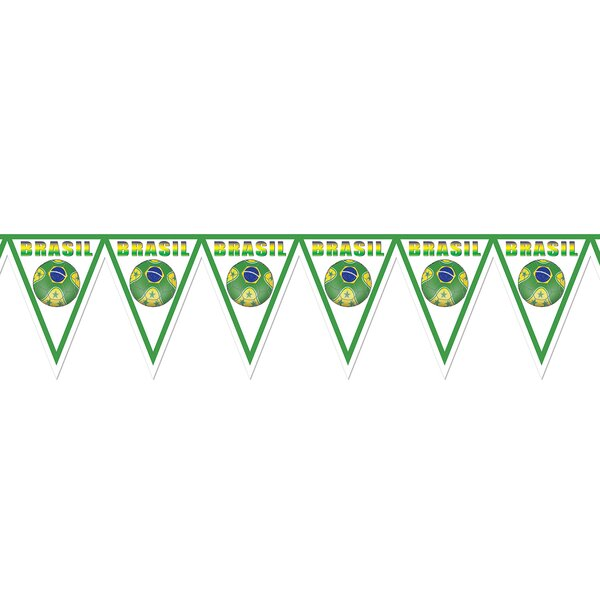 Pennant Banner (Set of 2) by The Holiday Aisle