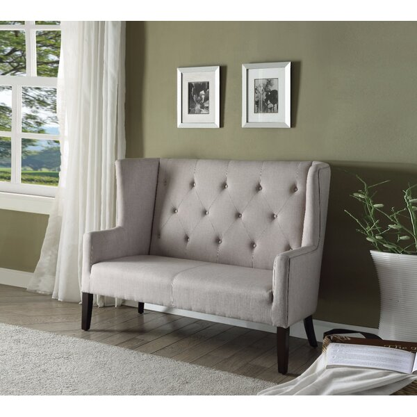 Rosedale Imperial Settee by Charlton Home