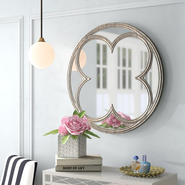 Dhruv Accent Mirror by Willa Arlo Interiors