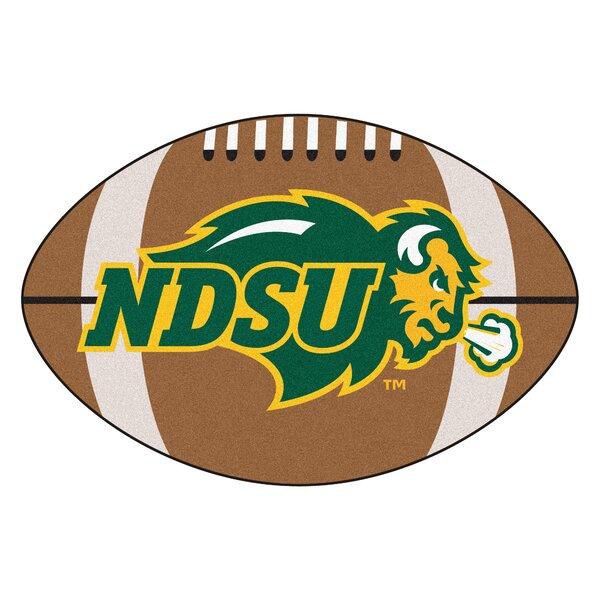 NCAA North Dakota State University Football Doormat by FANMATS