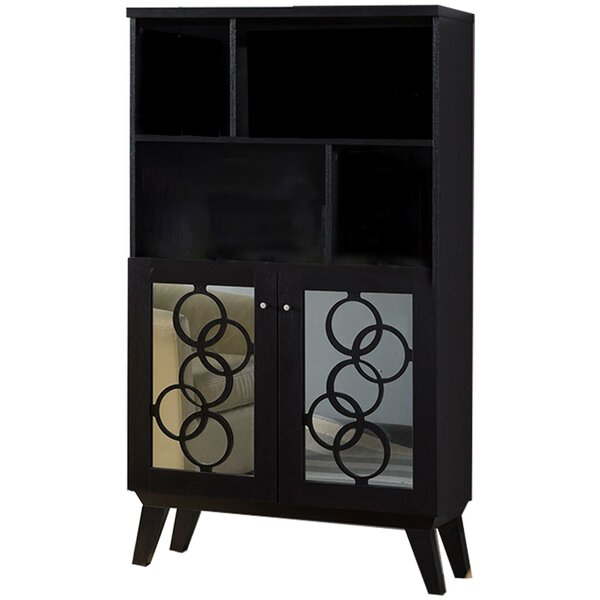 Review Yepez Standard Bookcase