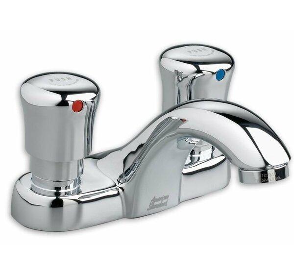 Metering Centerset Bathroom Faucet by American Standard