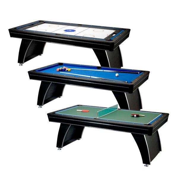Fat Cat Phoenix 3 in 1 Game Table by GLD Products
