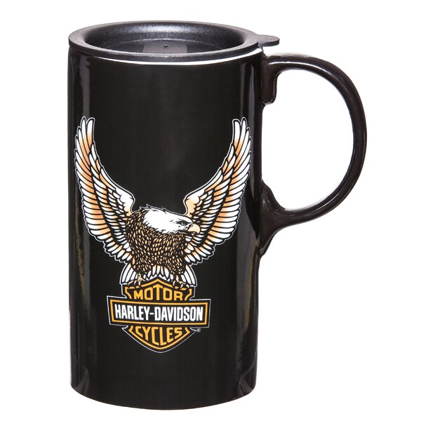 Harley-Davidson® 20 oz. Tall Boy Travel Cup by Ev