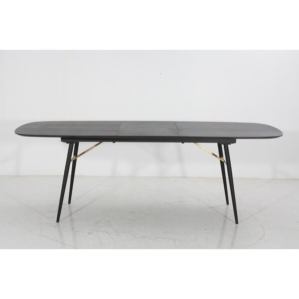 Serena Modern Drop Leaf Dining Table by Wrought Studio
